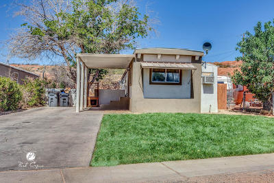 St George Single Family Home For Sale: 707 N 1060 E