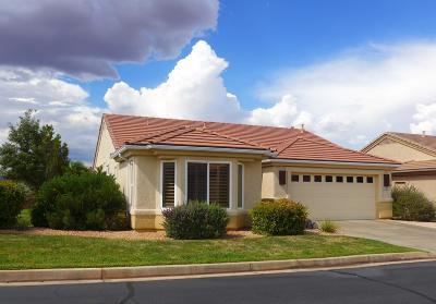 Washington County Single Family Home For Sale: 1730 W Desert Rose Dr