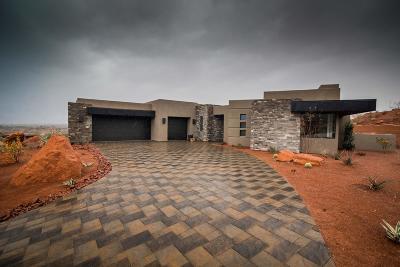 St George Single Family Home For Sale: Kachina Vista Cir #30