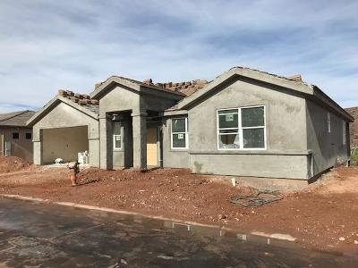 St George Single Family Home For Sale: 676 Lava Pointe Dr