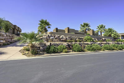 St George Single Family Home For Sale: 2002 Stone Canyon Dr
