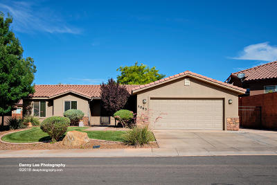 Washington Single Family Home For Sale: 1063 N Ocotillo Dr