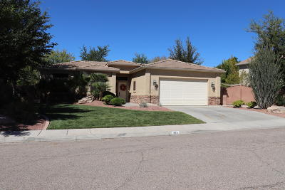 St George Single Family Home For Sale: 403 N 2660 E