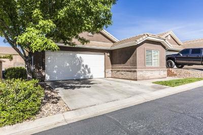 St George Single Family Home For Sale: 2930 E 450 N #f4