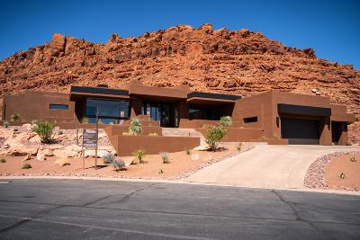 St George Single Family Home For Sale: Kachina Cliffs #32