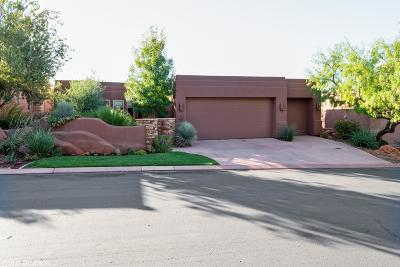 St George Single Family Home For Sale: 2255 N Tuweap #60