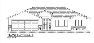 Santa Clara Single Family Home For Sale: 3846 Harmony Way #Lot #13
