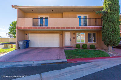 St George UT Condo/Townhouse For Sale: $215,000