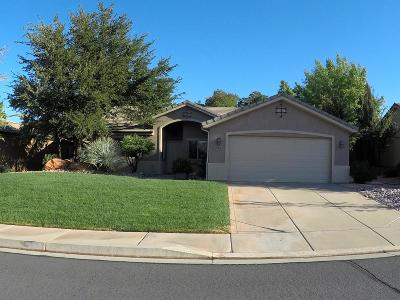 St George UT Single Family Home For Sale: $274,900