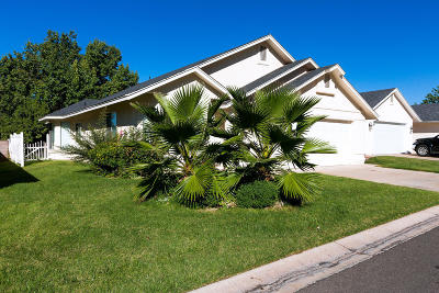 St George UT Single Family Home For Sale: $229,000