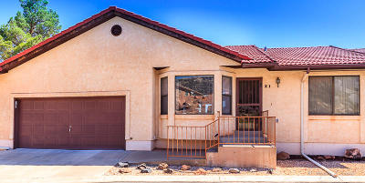 St George UT Condo/Townhouse For Sale: $150,000