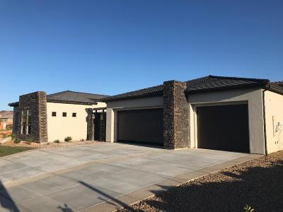 Washington Single Family Home For Sale: 874 W 1860 N