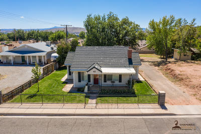 St George Single Family Home For Sale: 42 E 400 S