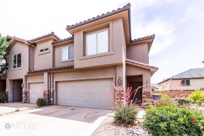 Santa Clara Condo/Townhouse For Sale: 2488 Manzoni Rd