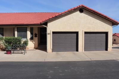 St George Single Family Home For Sale: 161 W 950 S #h3