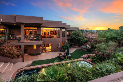 St George UT Single Family Home For Sale: $3,000,000