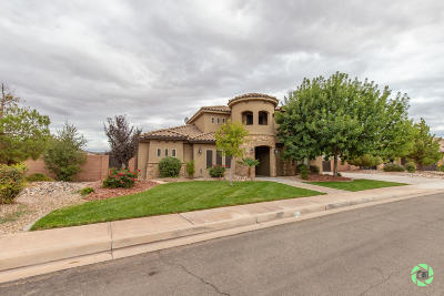 Washington Single Family Home For Sale: 3811 S Brade Ln