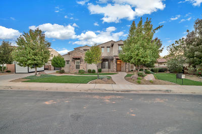 St George Single Family Home For Sale: 2704 E 1300 S Cir