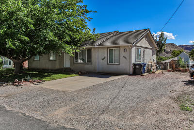 Single Family Home For Sale: 38 E 590 N