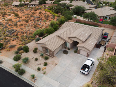 Washington Single Family Home For Sale: 3498 E Canyon Crest Ave