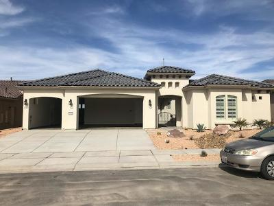 St George Single Family Home For Sale: 944 W Desert Sparrow Dr
