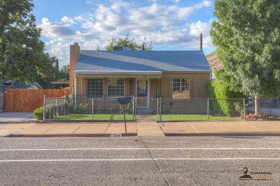 St George Single Family Home For Sale: 223 W 300 S St