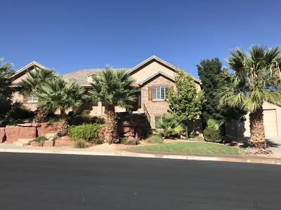 St George Single Family Home For Sale: 2183 S 2250 E