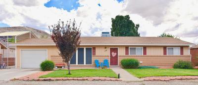 Hurricane Single Family Home For Sale: 116 E 350 N