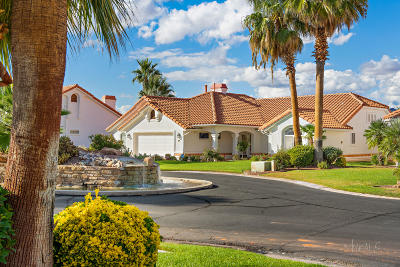 St George UT Single Family Home For Sale: $399,000