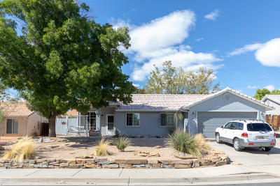 St George Single Family Home For Sale: 97 N 2790 E