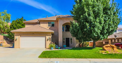 St George Single Family Home For Sale: 191 S 2060 E