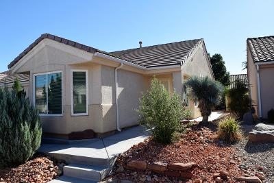 St George Single Family Home For Sale: 4529 Cold River Dr
