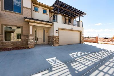 Hurricane Condo/Townhouse For Sale: 372 N 2020 W