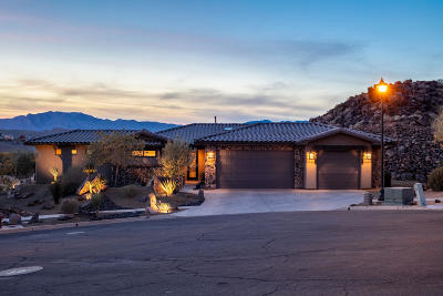 St George Single Family Home For Sale: 990 S Homestead Cir