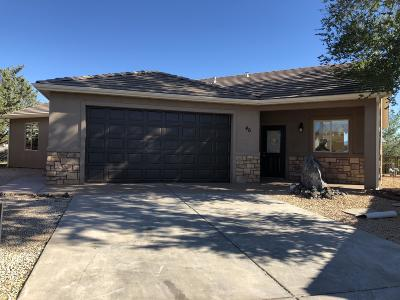 Hurricane Single Family Home For Sale: 46 W 750 N