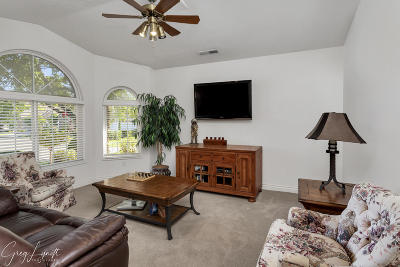 Ivins, Santa Clara, St George, Washington Single Family Home For Sale: 805 S River Rd #7