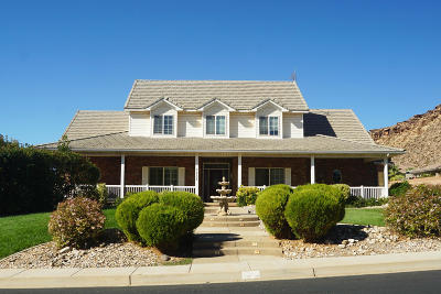 St George Single Family Home For Sale: 2254 S 2250 E