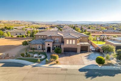 Washington Single Family Home For Sale: 611 W 1760 N