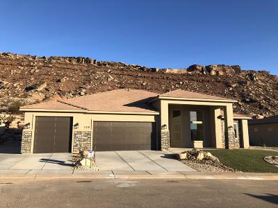 St George Single Family Home For Sale: 1216 W Kolob Dr