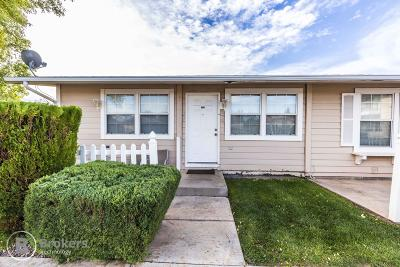 St George UT Condo/Townhouse For Sale: $117,900