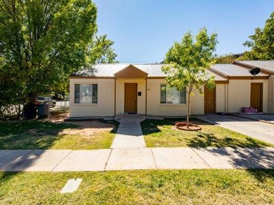 St George UT Single Family Home For Sale: $210,000
