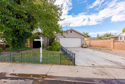 St George Single Family Home For Sale: 1779 N 2065 W