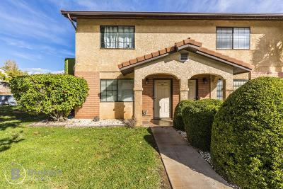 Hurricane Condo/Townhouse For Sale: 2162 W 70 S #1