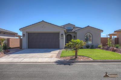 Washington Single Family Home For Sale: 283 W Peridot Dr