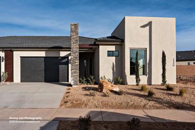 Ivins, Santa Clara, St George, Washington Single Family Home For Sale: 1240 W Felter Dr
