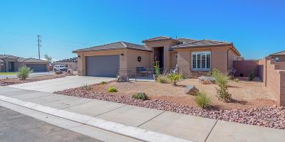 Hurricane Single Family Home For Sale: 631 N 2865 W