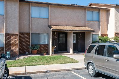 St George Condo/Townhouse For Sale: 1783 W 1020 N #88