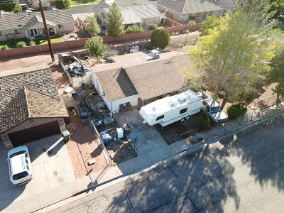 St George Single Family Home For Sale: 1563 W 1400 N
