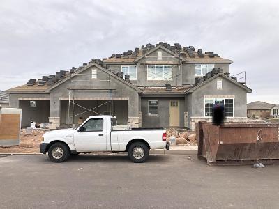 Washington Single Family Home For Sale: 447 E 3935 S