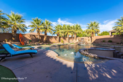 St George Single Family Home For Sale: 2525 2860 S Cir